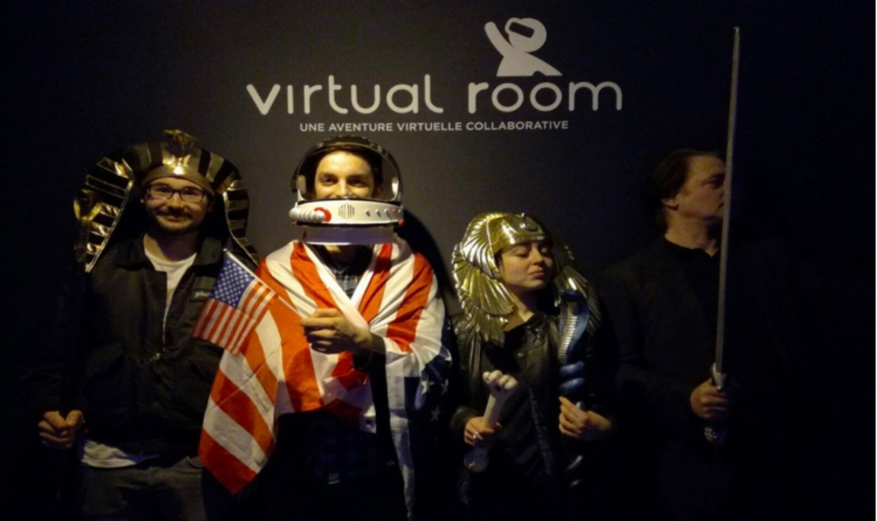 Virtual Room : la réalité virtuelle entre amis-1