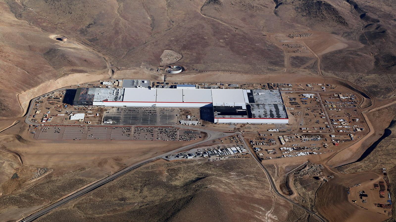 Northvolt va construire un Gigafactory de batteries Lithium-Io