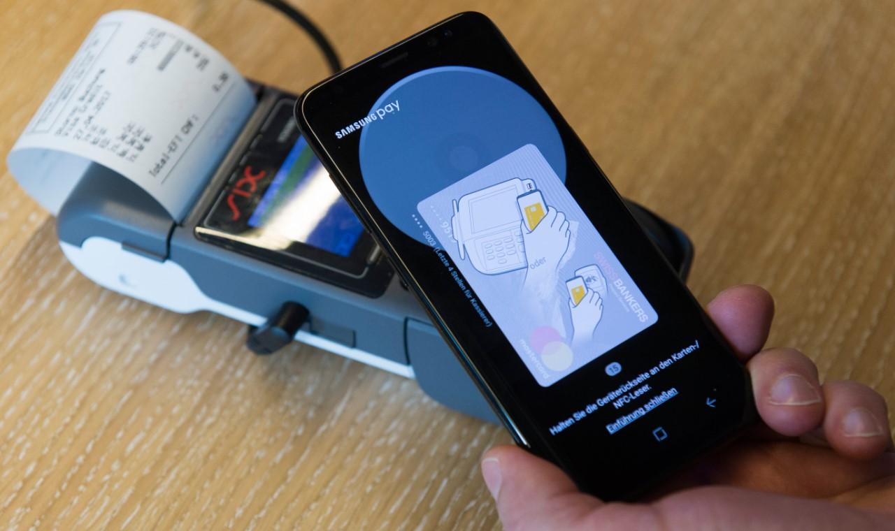 Progression du paiement mobile sans contact grâce aux wearables-1