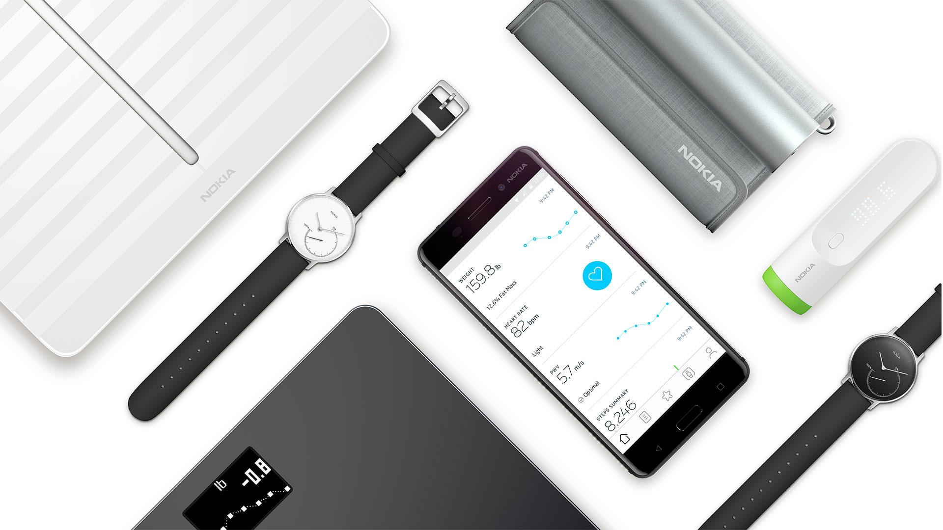 Nokia rachète Withings et se lance dans l'e-santé-1