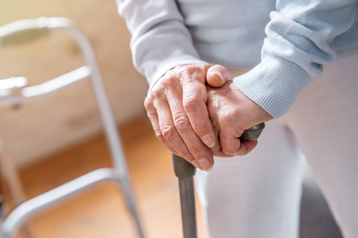 sécurité personne âgée senior